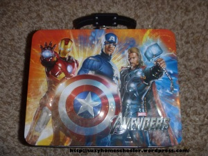 Avengers Literacy Kit from Suzy Homeschooler (1)