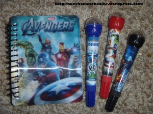 Avengers Literacy Kit from Suzy Homeschooler (5)
