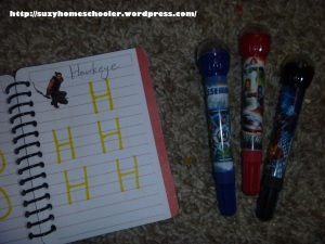 Avengers Literacy Kit from Suzy Homeschooler (6)