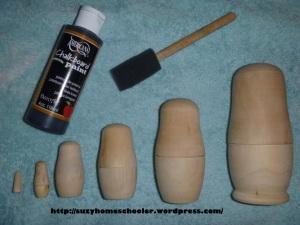 Chalkboard Nesting Dolls from Suzy Homeschooler (1)