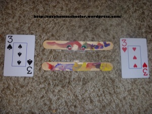 Greater Than and Less Than Alligators from Suzy Homeschooler (6)