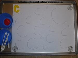 Letter C Activities from Suzy Homeschooler (4)