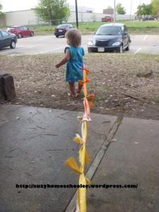 Rainbow Fabric Scrap Toy from Suzy Homeschooler (5)
