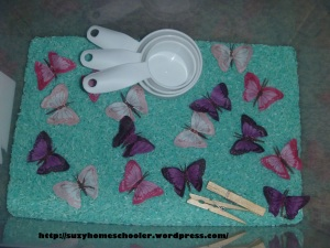 10 Butterfly Themed Sensory Bins from Suzy Homeschooler (1)