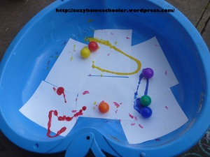 Gross Motor Color Learning Activities from Suzy Homeschooler (2)