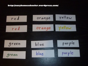 Preschool Box Lessons for Rainbow Theme Week from Suzy Homeschooler (4)