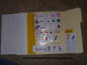 Winnie -the- Pooh Lapbook from Suzy Homeschooler (4)