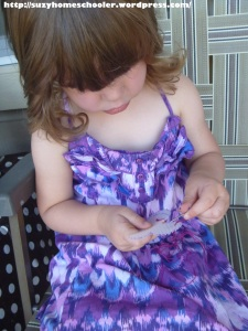 Child-Made Clothes Peg Fairies from Suzy Homeschooler (2)