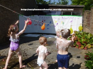 Messy Playdate 2012 from Suzy Homeschooler (12)