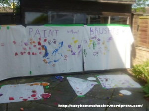 Messy Playdate 2012 from Suzy Homeschooler (9)