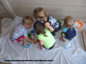 Messy Playdate 2013 from Suzy Homeschooler (17)