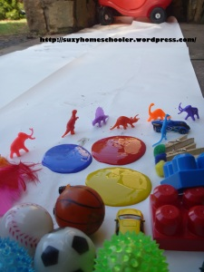 Painting without Brushes from Suzy Homeschooler (2)