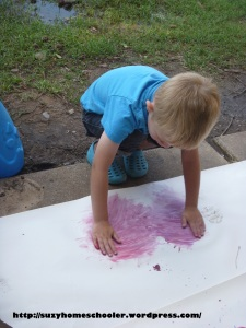 Painting without Brushes from Suzy Homeschooler (4)
