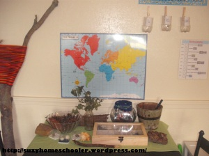 Homeschool Room Tour from Suzy Homeschooler (11)