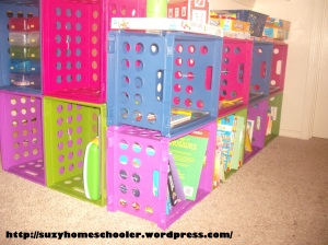 Homeschool Room Tour from Suzy Homeschooler (15)