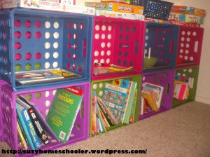Homeschool Room Tour from Suzy Homeschooler (16)