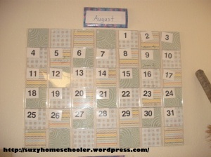 Homeschool Room Tour from Suzy Homeschooler (6)