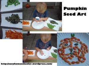 15 Ways to Play and Learn with a Pumpkin from Suzy Homeschooler (51)