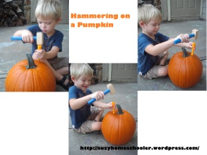 15 Ways to Play and Learn with a Pumpkin from Suzy Homeschooler (54)
