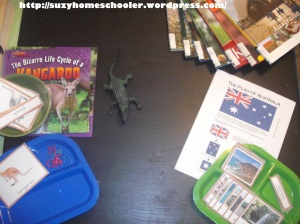 Australia Theme Week from Suzy Homeschooler (2)