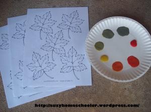 Sight Word Tree from Suzy Homeschooler (2)