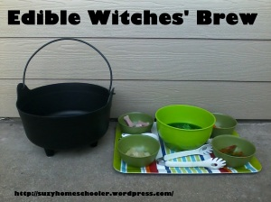 Edible Witches' Brew