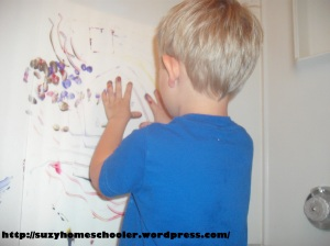 Painting Without Brushes from Suzy Homeschooler (10)
