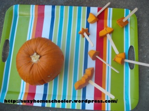 Pumpkin Puzzle (3)