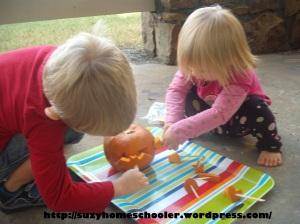 Pumpkin Puzzle (5)