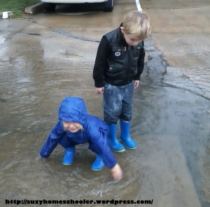 Rainy Day Fun from Suzy Homeschooler (1)