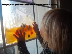 Two Sensory Activities for Monster Theme Week from Suzy Homeschooler (1)