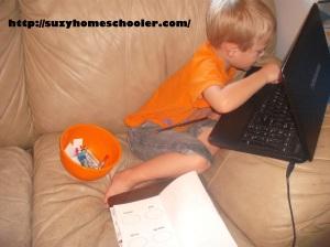 Age Appropriate Internet Search Settings, Suzy Homeschooler (1)