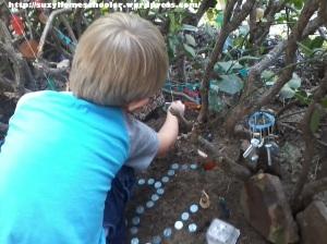 Fairy Garden, Suzy Homeschooler (13)