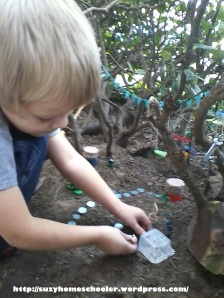 Fairy Garden, Suzy Homeschooler (15)