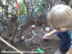 Fairy Garden, Suzy Homeschooler (22)