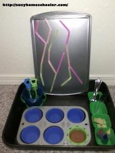 Mini Water Wall and Water Play, Suzy Homeschooler (1)